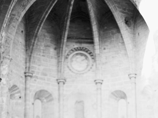 La boda de Josep y Eva en Monasterio De Piedra, Zaragoza 24