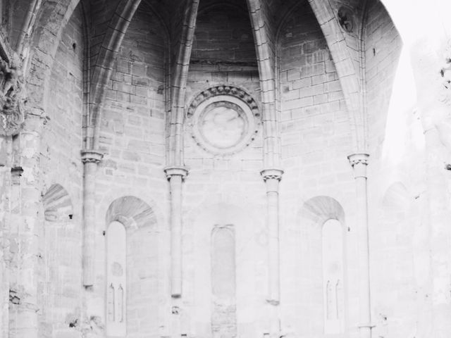 La boda de Josep y Eva en Monasterio De Piedra, Zaragoza 25