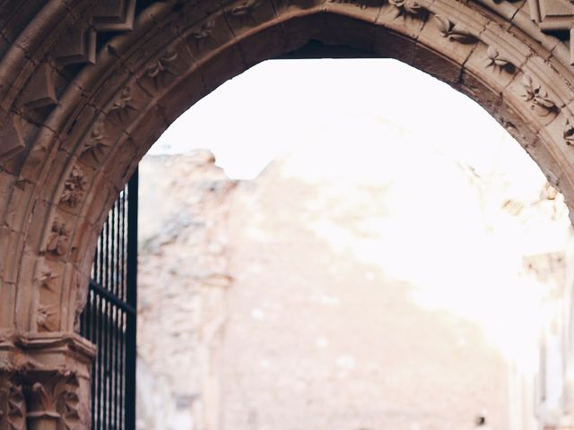 La boda de Josep y Eva en Monasterio De Piedra, Zaragoza 26