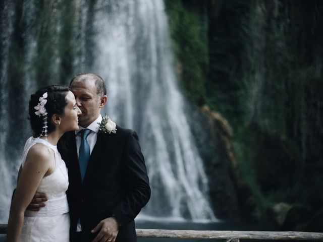La boda de Josep y Eva en Nuevalos, Zaragoza 33