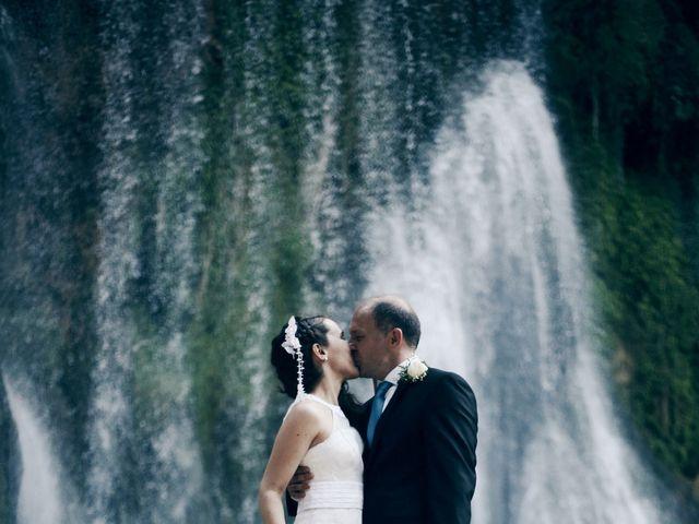 La boda de Josep y Eva en Monasterio De Piedra, Zaragoza 36