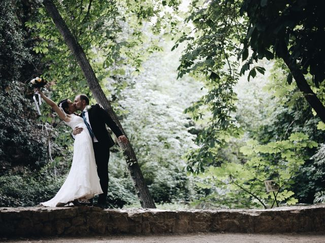 La boda de Josep y Eva en Monasterio De Piedra, Zaragoza 2