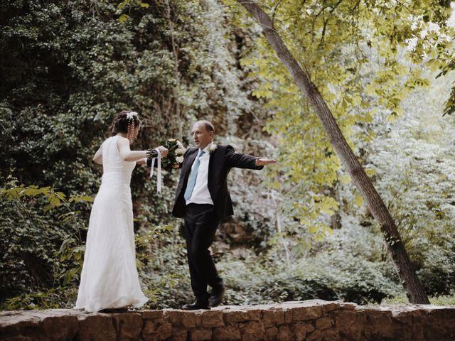 La boda de Josep y Eva en Monasterio De Piedra, Zaragoza 41