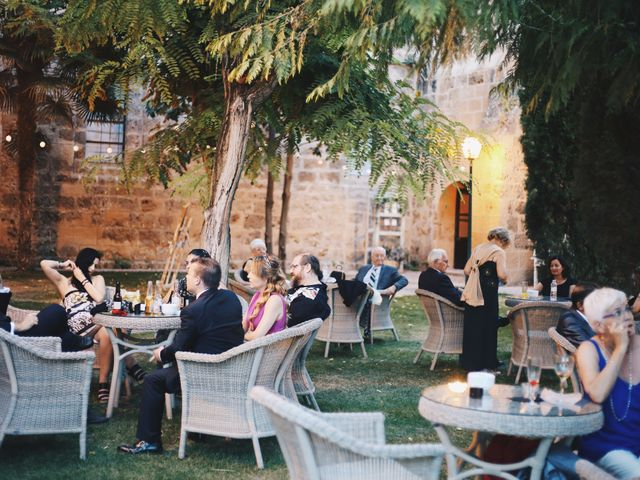 La boda de Josep y Eva en Monasterio De Piedra, Zaragoza 46