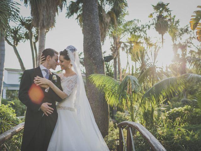 La boda de Jose y Sandra en Marbella, Málaga 36