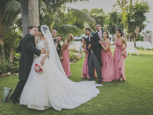 La boda de Jose y Sandra en Marbella, Málaga 43