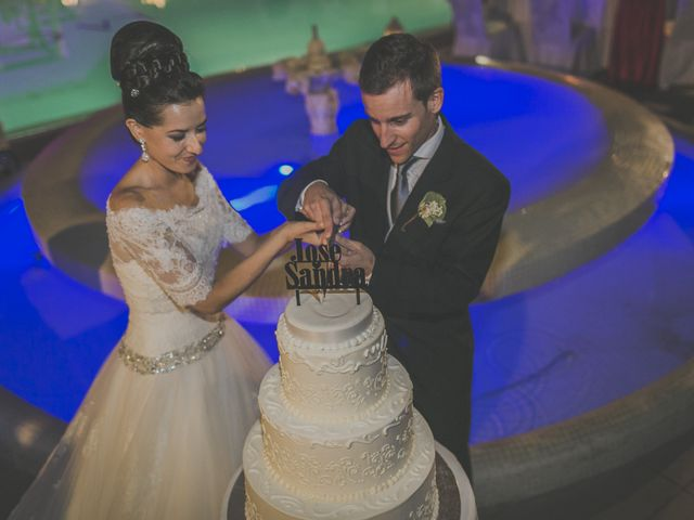 La boda de Jose y Sandra en Marbella, Málaga 56