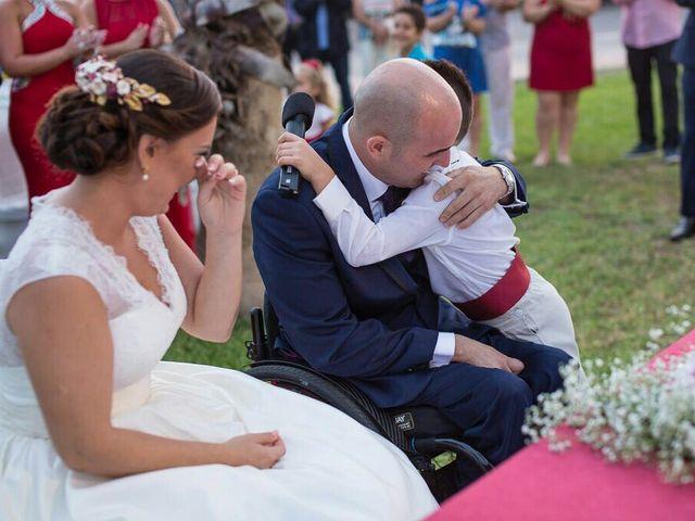 La boda de Fran y Vero en Velez Malaga, Málaga 9