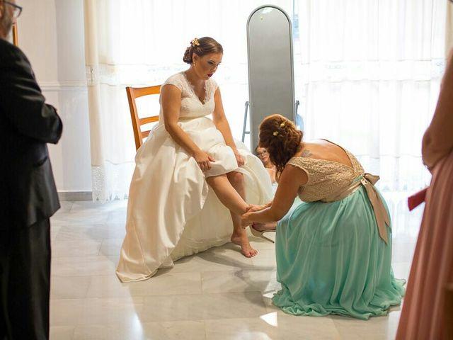 La boda de Fran y Vero en Velez Malaga, Málaga 11