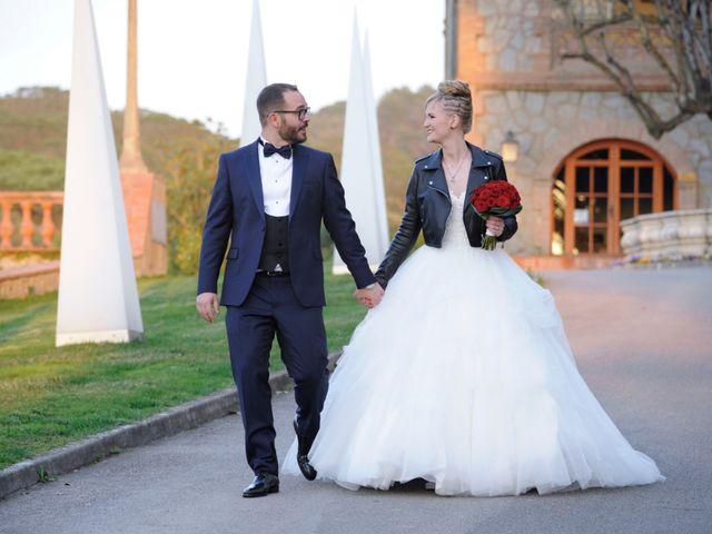 La boda de Lidia y Yussa