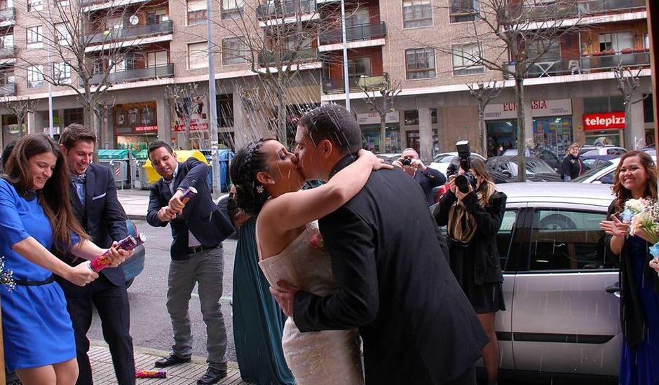 La boda de Oscar y Eli en Barakaldo, Vizcaya