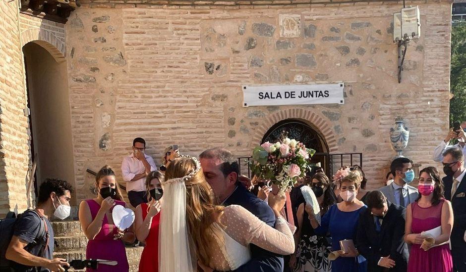 La boda de Rubén y Victoria en Toledo, Toledo