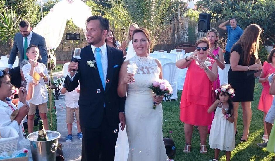 La boda de Manuel  y Andrea  en Mijas Costa, Málaga