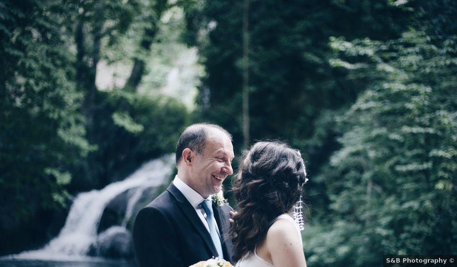 La boda de Josep y Eva en Monasterio De Piedra, Zaragoza