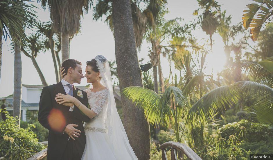 La boda de Jose y Sandra en Marbella, Málaga