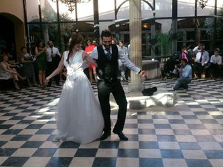 La boda de Patricia  y Bartolomeo