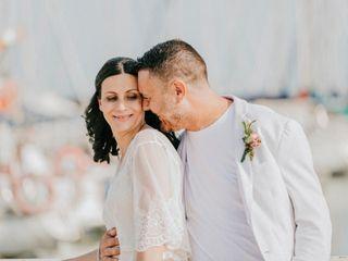 La boda de Javi y Gema