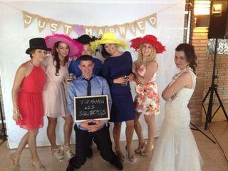 La boda de Manuel y Delia 1