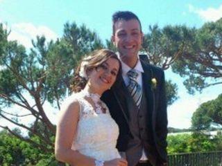 La boda de Manuel y Delia