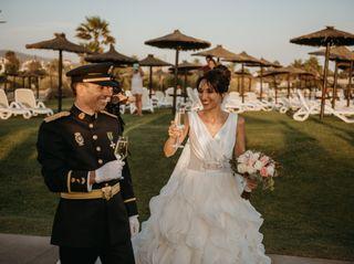 La boda de Sara y Luis 2