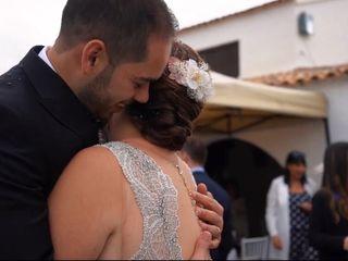 La boda de Esperanza  y Sergio
