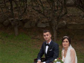 La boda de Miriam y Rafa 1