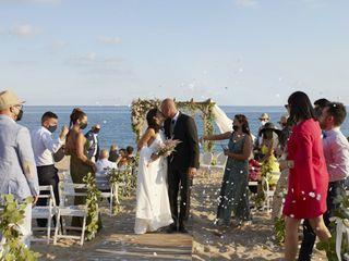 La boda de Cristina y Quim