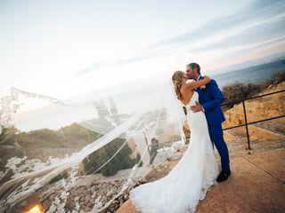 La boda de Jasmina y Carl