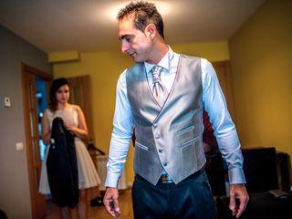 La boda de Lorena y César 2