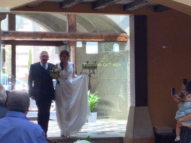 La boda de Bartolomeo y Patricia  en Madrid, Madrid 1