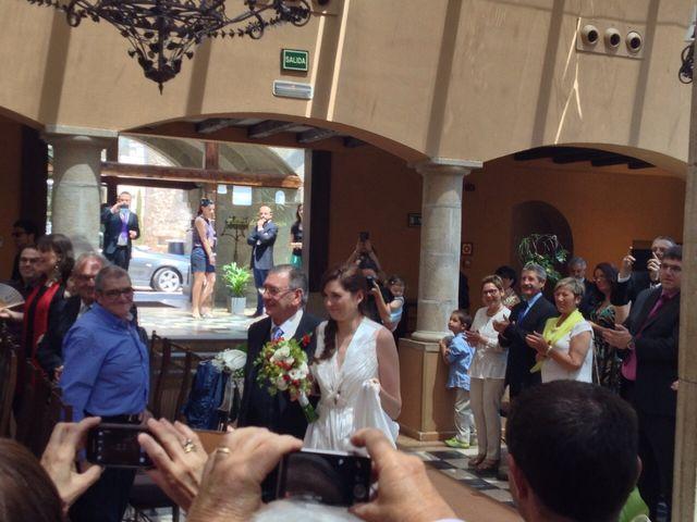 La boda de Bartolomeo y Patricia  en Madrid, Madrid 5