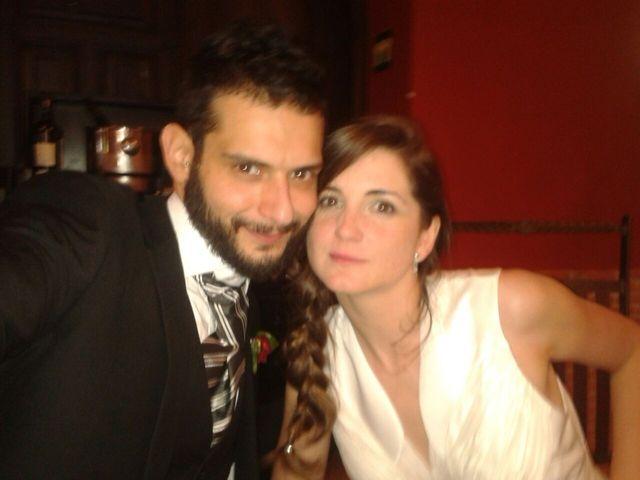 La boda de Bartolomeo y Patricia  en Madrid, Madrid 6