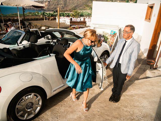 La boda de Fran y Alexandra en Santa Cruz De Tenerife, Santa Cruz de Tenerife 4