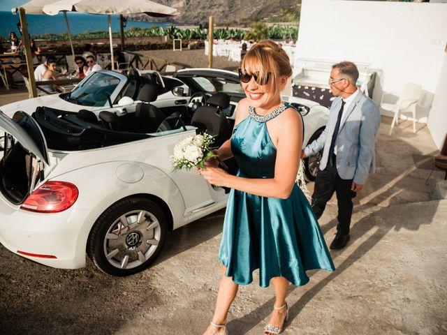 La boda de Fran y Alexandra en Santa Cruz De Tenerife, Santa Cruz de Tenerife 5