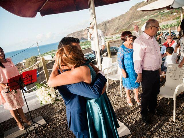 La boda de Fran y Alexandra en Santa Cruz De Tenerife, Santa Cruz de Tenerife 7