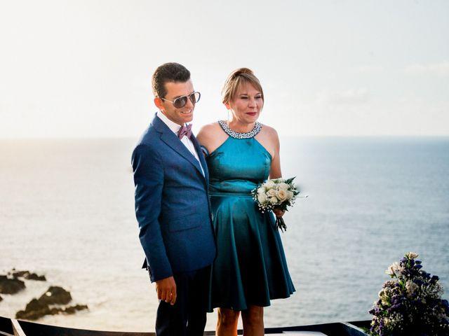 La boda de Fran y Alexandra en Santa Cruz De Tenerife, Santa Cruz de Tenerife 13