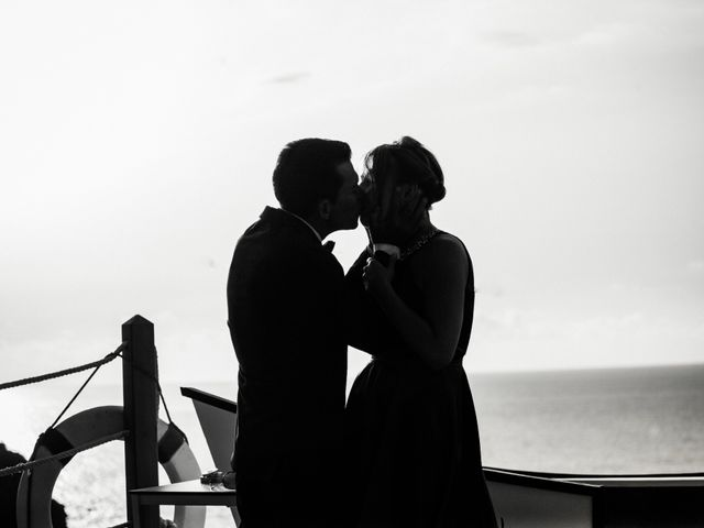 La boda de Fran y Alexandra en Santa Cruz De Tenerife, Santa Cruz de Tenerife 17