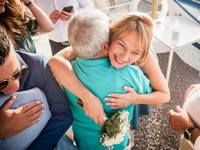 La boda de Fran y Alexandra en Santa Cruz De Tenerife, Santa Cruz de Tenerife 18