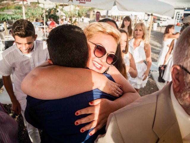 La boda de Fran y Alexandra en Santa Cruz De Tenerife, Santa Cruz de Tenerife 22