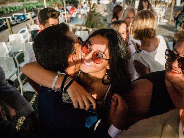 La boda de Fran y Alexandra en Santa Cruz De Tenerife, Santa Cruz de Tenerife 23