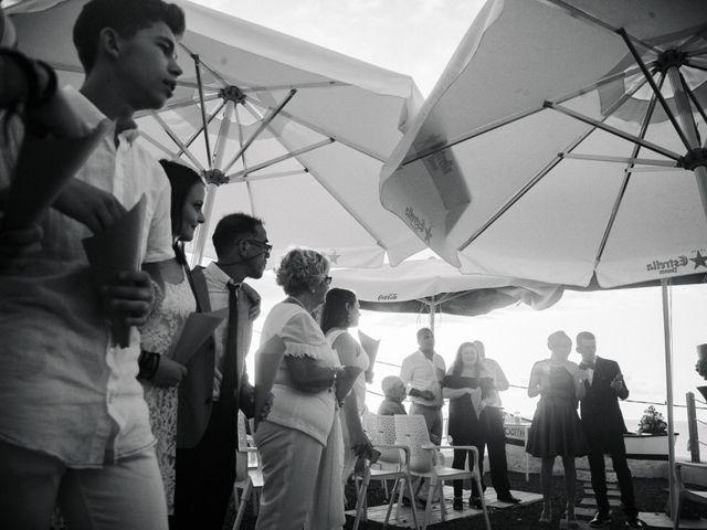 La boda de Fran y Alexandra en Santa Cruz De Tenerife, Santa Cruz de Tenerife 26