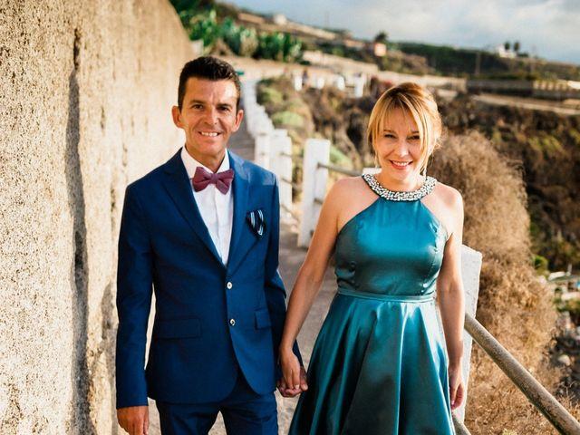 La boda de Fran y Alexandra en Santa Cruz De Tenerife, Santa Cruz de Tenerife 40