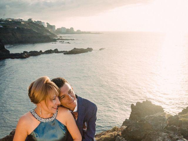 La boda de Fran y Alexandra en Santa Cruz De Tenerife, Santa Cruz de Tenerife 43