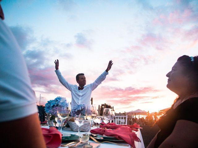 La boda de Fran y Alexandra en Santa Cruz De Tenerife, Santa Cruz de Tenerife 49