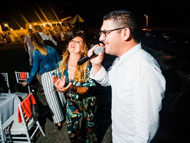 La boda de Fran y Alexandra en Santa Cruz De Tenerife, Santa Cruz de Tenerife 53