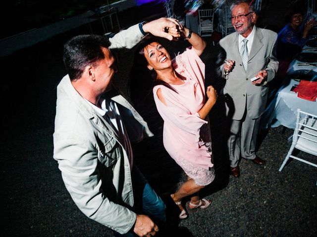 La boda de Fran y Alexandra en Santa Cruz De Tenerife, Santa Cruz de Tenerife 54