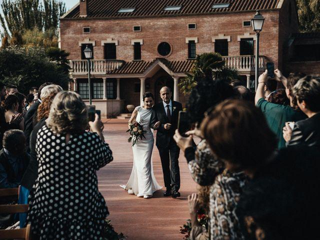 La boda de Pedro y Bea en Bellvis, Lleida 6