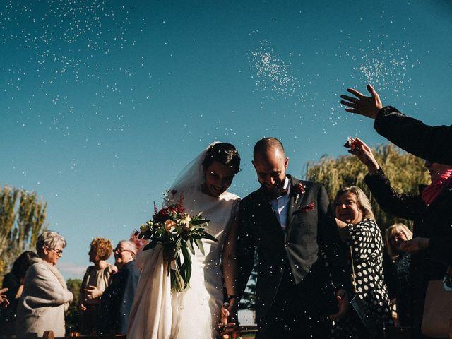 La boda de Pedro y Bea en Bellvis, Lleida 14
