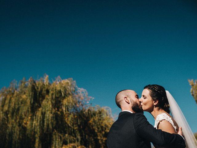 La boda de Pedro y Bea en Bellvis, Lleida 15