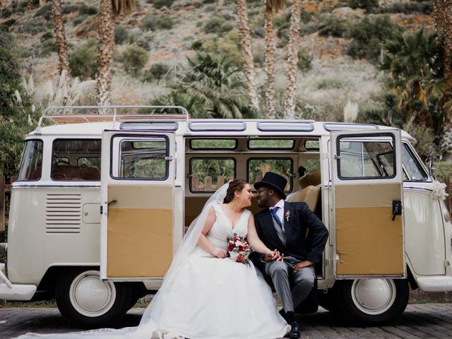 La boda de Amanda y Victor